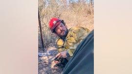 Firefighter who died in El Dorado fire is ID'd as crew boss