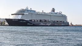 TUI Cruises ship docks in Greece after coronavirus scare: 'Possible false alarm'
