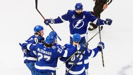 Lightning strike with 3 quick goals, hang on to win Game 2 of Stanley Cup Final