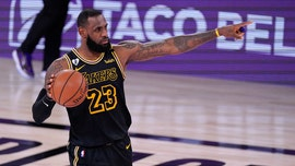 LeBron James snaps back at critics after Lakers win: 'Anybody can talk from outside'