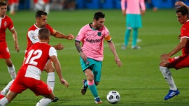 Revamped Barcelona starts new season with spotlight on Messi