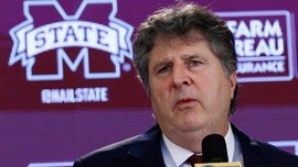 Mississippi State's Mike Leach compares cardboard fans to 'Twilight Zone' episode