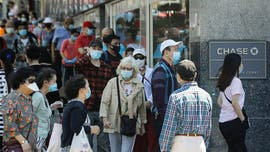 The number of positive coronavirus tests in New York climb to highest since early June