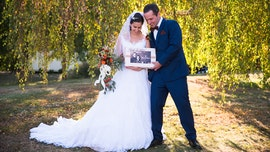 Real life Russell Stover given chocolate-themed wedding by candy brand