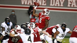 Person, NC State hold on to beat Wake Forest 45-42 in opener