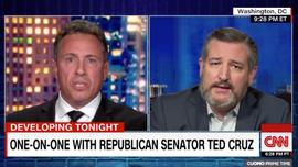 Ted Cruz, Chris Cuomo get into slugfest after senator rips Gov. Cuomo's COVID response