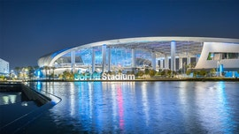 NFL's $5 billion SoFi Stadium to host voting center for presidential election