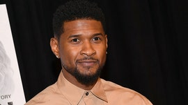 Usher welcomes daughter with girlfriend Jenn Goicoechea