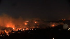 Bobcat Fire creates 'Hades-scape' as California wildfire threatens over 1,000 homes