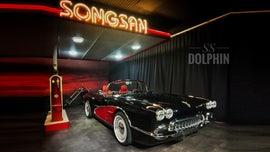 1958 Corvette returns as Chinese plug-in hybrid sports car