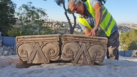 Mysterious remains of 'magnificent' Biblical-era palace discovered in Israel