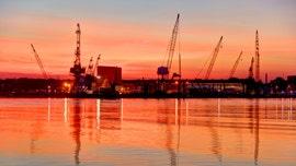 Coronavirus outbreak hits naval shipyard in Maine