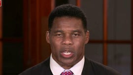 Herschel Walker accuses Democrats of denouncing violence 'yet you don't really mean it'