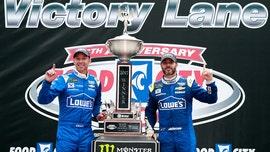 7-time NASCAR champion Chad Knaus promoted Hendrick Motorsports V.P.