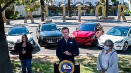 California Gov. Newsom executive order bans gas, diesel cars by 2035