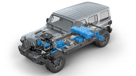 The Jeep Wrangler 4xe plug-in hybrid is a stealth off-roader
