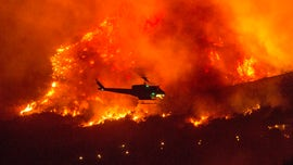 California firefighters overtaken by flames, high winds fan wildfires throughout the Northwest