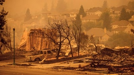 California wildfire rages through Napa Valley as Glass Fire brings residents 'fire fatigue'