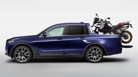 Test drive: The BMW X7 M50i would make a good pickup