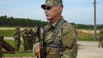 59-year-old combat vet redoes basic training after 10-year break to join Army reserve