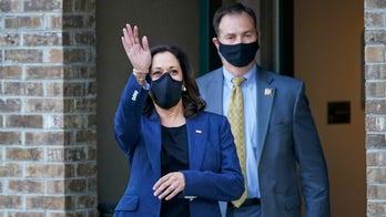 Kamala Harris under scrutiny in Supreme Court showdown following testy 2018 Kavanaugh hearings