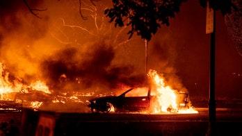 Amid Washington, Oregon fires, officials squash rumors of far right, far left arson