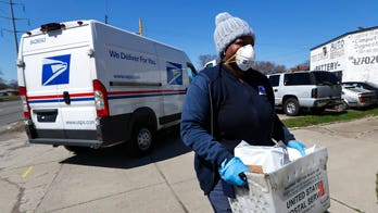 Postal Police union sues USPS, DeJoy alleging he exceeded authority by halting investigation of mail theft