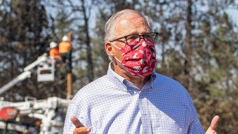 Washington Gov. Jay Inslee gives maggot-infested apples to wildfire victims, regrets 'mistake'