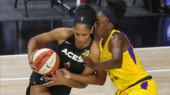 Aces' A'ja Wilson earns AP WNBA player of the year honors