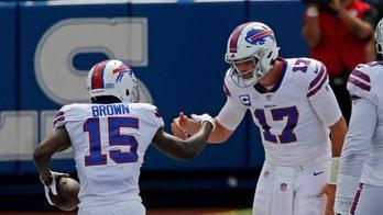 Allen tops 300 yards passing in Bills' 27-17 win over Jets