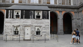 Rosa Parks' home goes on display in Italy