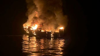 California boat crew members lacked emergency training, saw 'sparks' in outlet before fire that killed 34: NTSB