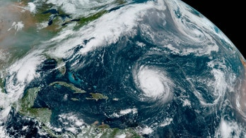 Tropical Storm Beta predicted to strengthen and hit Gulf Coast next week