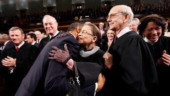 Following death of Ginsburg, Democratic fundraising platform sees record spike