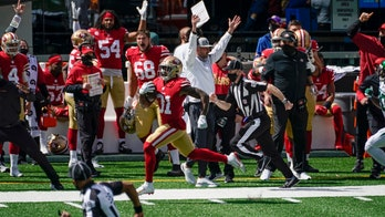 49ers blast Jets 31-13, but lose Garoppolo, Bosa, Mostert