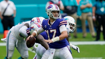 Allen reaches career high in passing as Bills beat Dolphins