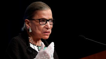 Ginsburg warned against court packing, said it would make Supreme Court 'look partisan'