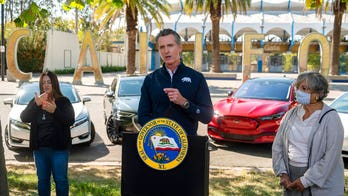 California GOP warns that Newsom's gas vehicle sales ban will cost jobs
