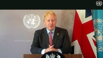 UK PM Boris Johnson pledges to boost WHO funding, undercutting US