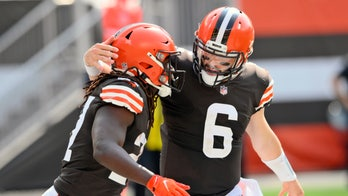 Browns have winning record for first time since 2014 after victory vs. Washington