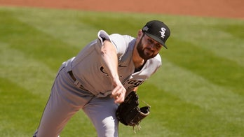 Giolito dazzles, Abreu slugs White Sox past A's in opener