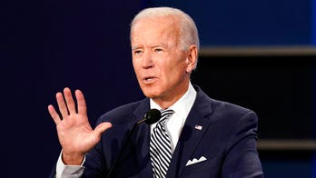 Biden says at debate he doesn't support Green New Deal, but his campaign website calls it 'crucial framework'