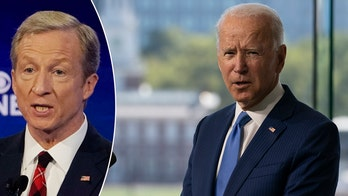 Tom Steyer explores potential administration role with Biden officials: report