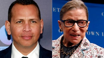Alex Rodriguez on Ruth Bader Ginsburg's death: 'You will be deeply missed by all'