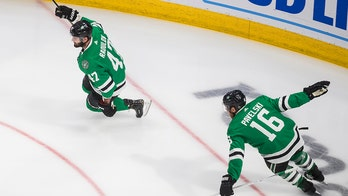 Radulov scores 31 seconds into OT, Stars beat Vegas 3-2