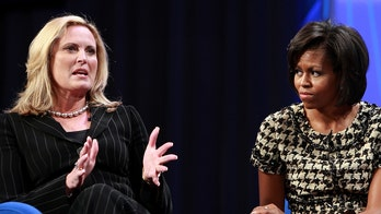 Ann Romney and Michelle Obama team up to encourage voting