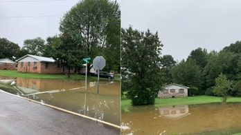 Flash flood, heavy rain threat for Arkansas, Oklahoma and Texas as extreme heat returns out West