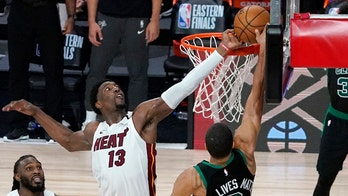 Bam Adebayo opens up on block that helped Heat to Game 1 win vs. Celtics