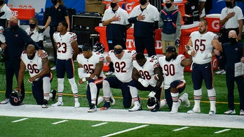 NFL players perform demonstrations as part of league's push for bigger social justice platform