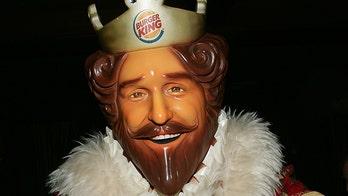 Burger King released ad seeming to show mascot kissing Ronald McDonald ahead of Pride week